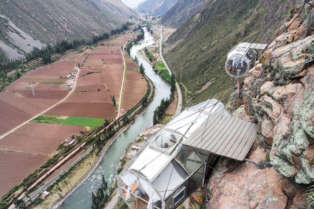 Skylodge Peru Sacred Valley