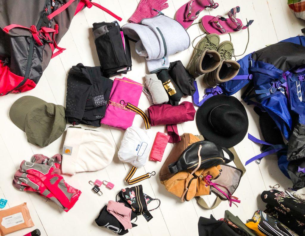 What to pack Salkantay Trek