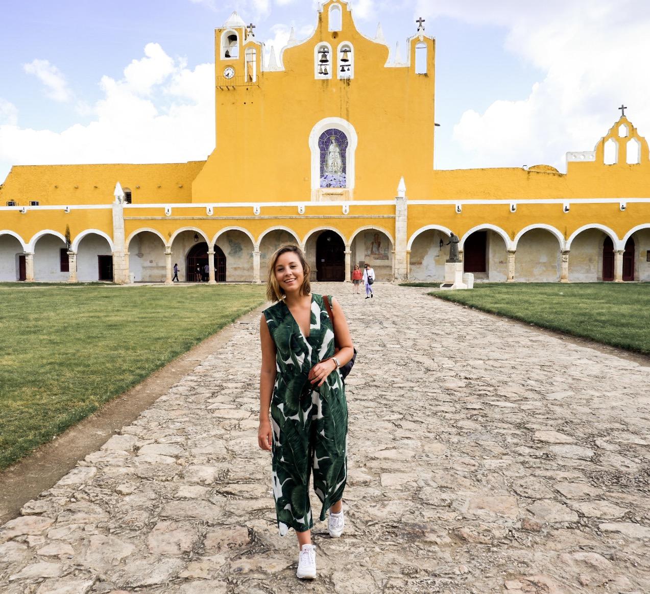Izmal Yucatan Mexico