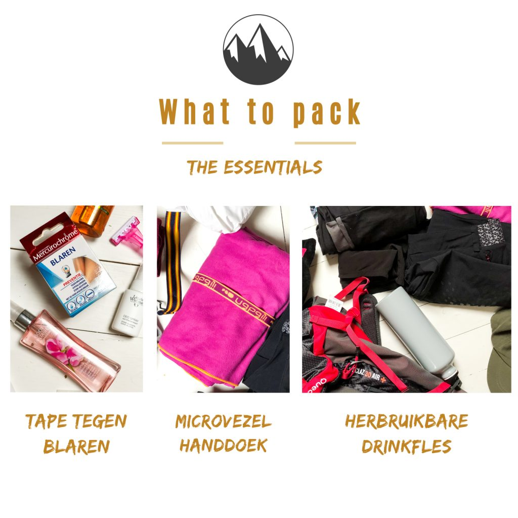 What to pack _ Salkantay Trek