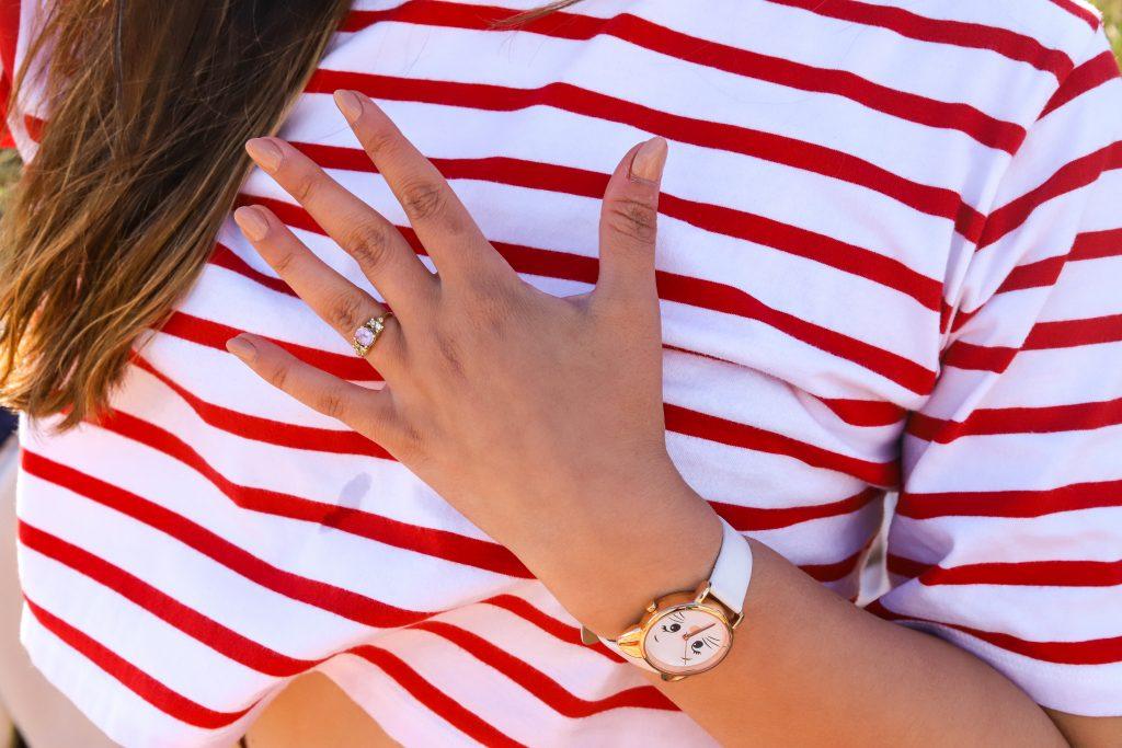 Verlovingsring + horloge Disneyland