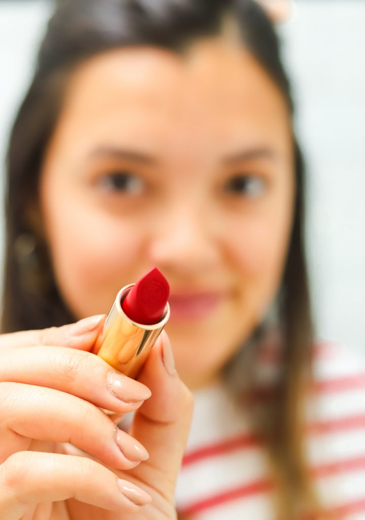 Yves Rocher matte lippenstift