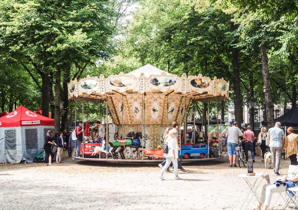 Rommelmarkt Den Haag