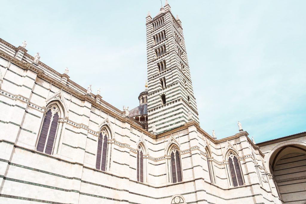 Siena reisroute