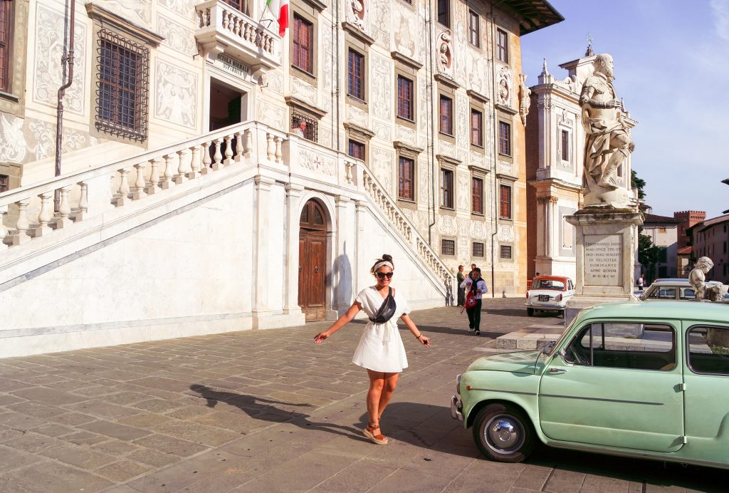 Pisa reistips