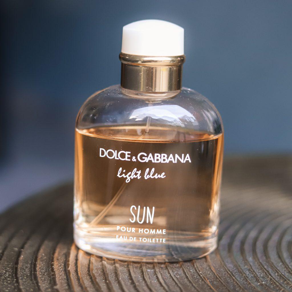 mannenparfums Dolce & Gabbana Sun