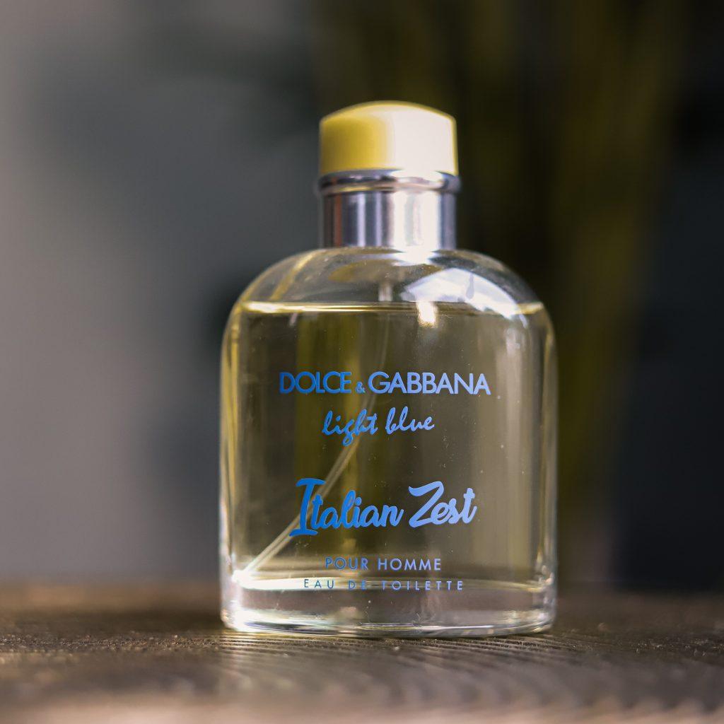 mannenparfums Dolce & Gabbana Italian Zest
