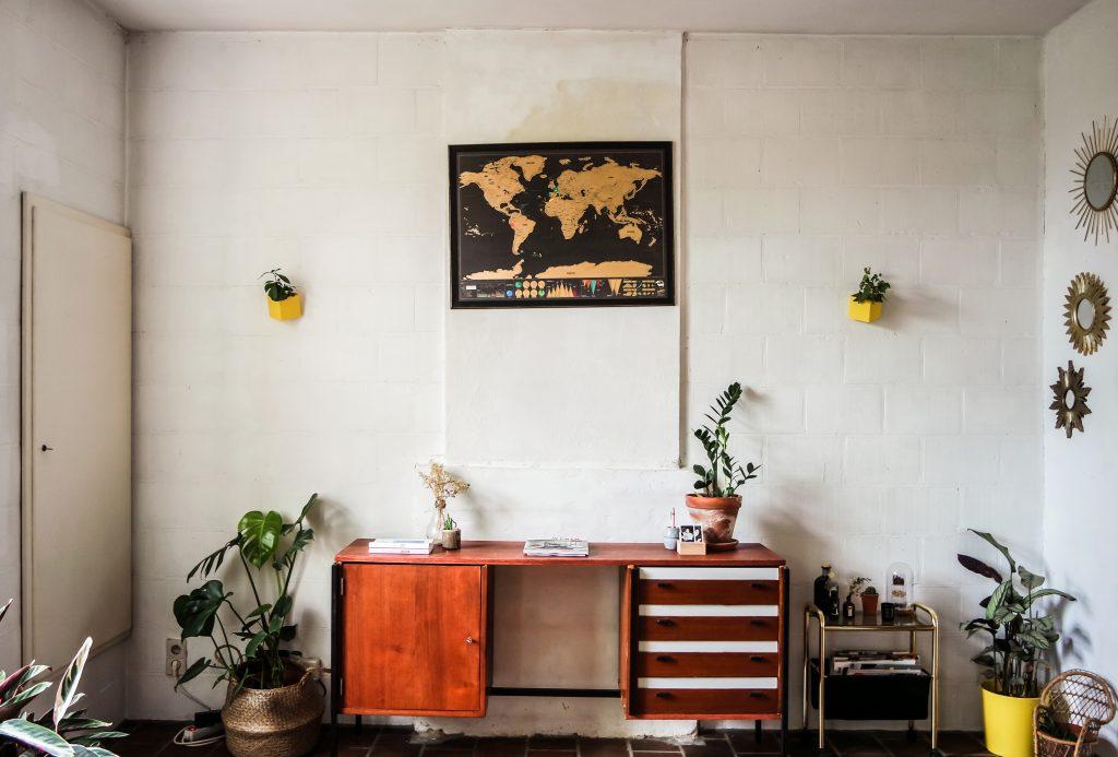 Vintage interieur make over