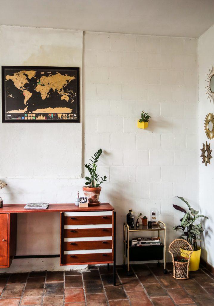 Vintage interieur make-over