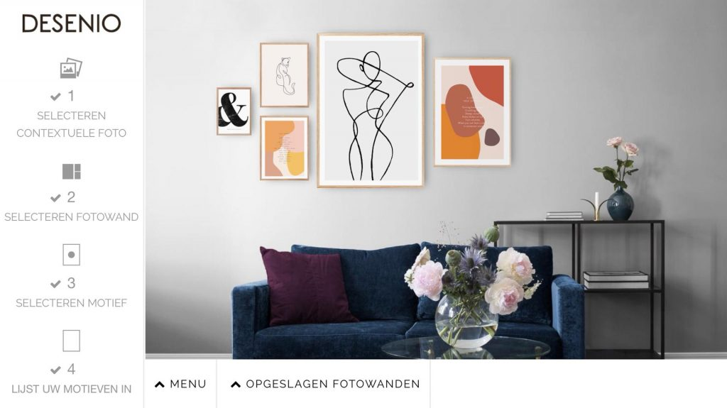 Desenio posters
