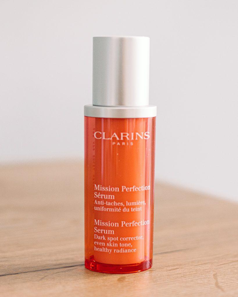 Clarins - pigmentvlekken