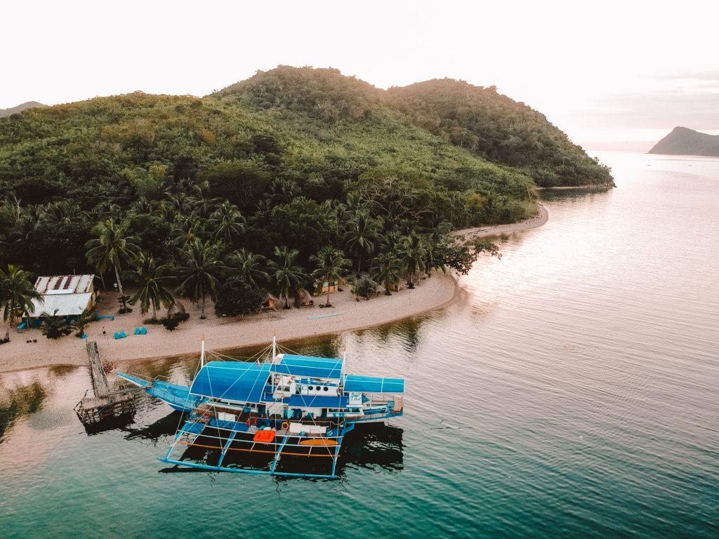 Filipijnen expeditie boot