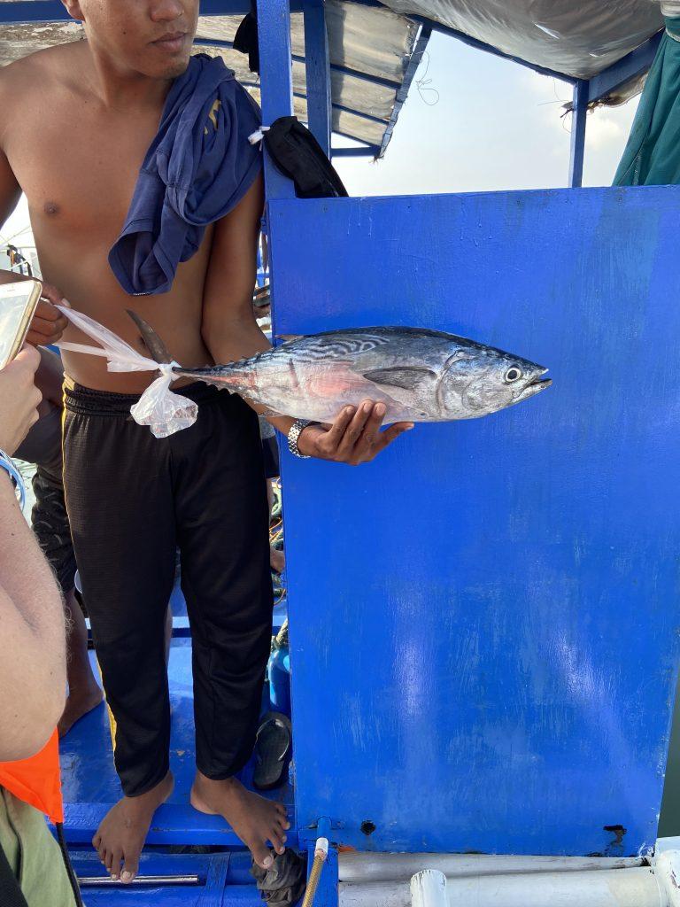 Filipijnen Coron boot