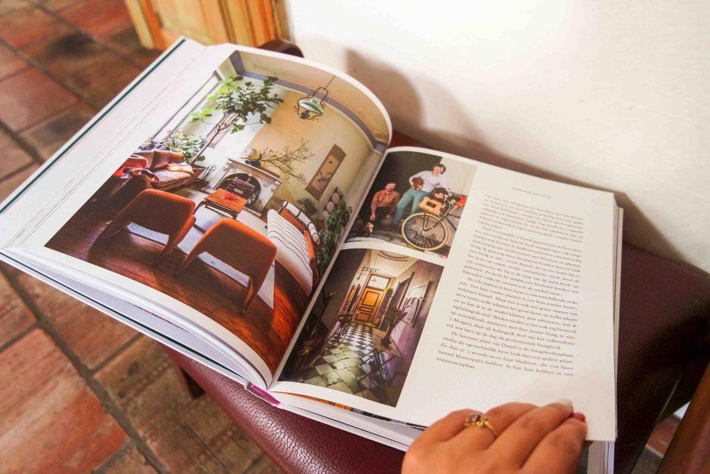 Wonderplants boek