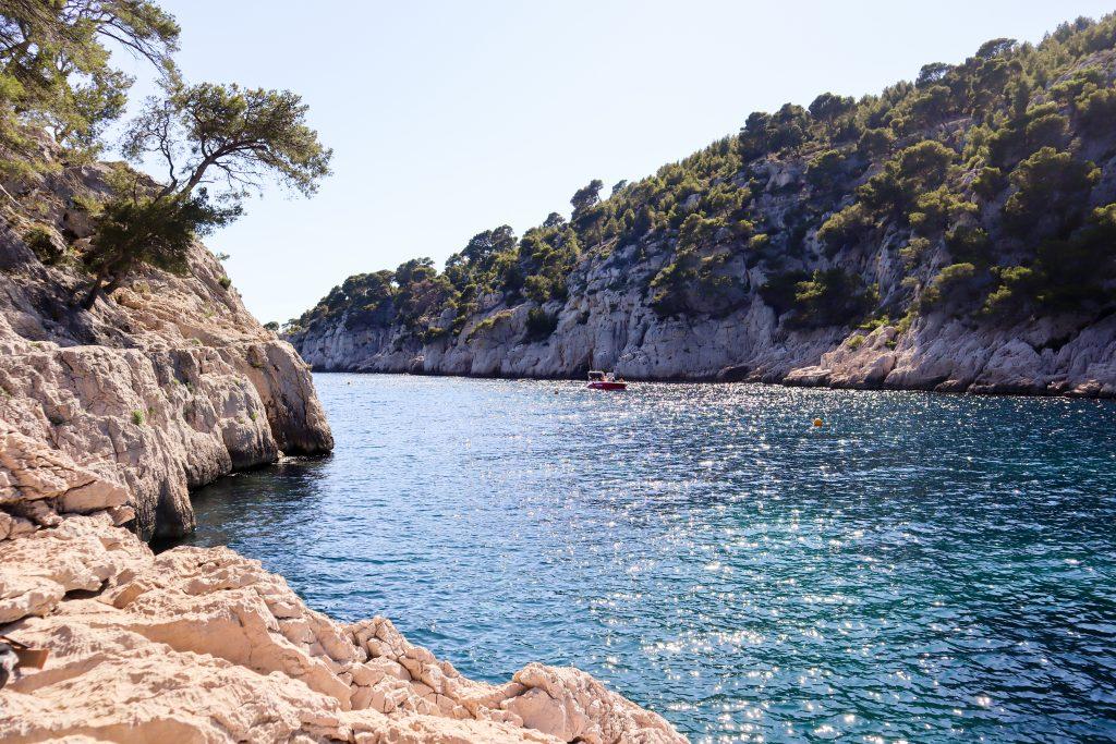 Calenques Marseille