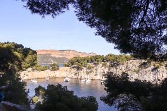 Les Calanques Marseille